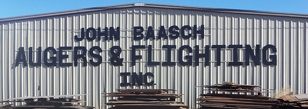 John Baasch Augers and Flighting | Grand Island, NE